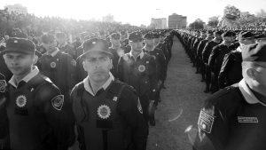 """""""La policía de la dictadura formó a los canas que hoy están en las calles"""""""