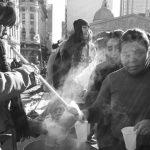 Cien ollas populares contra el hambre