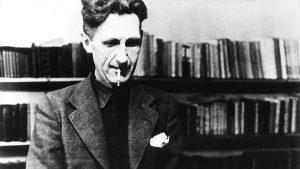 Homenaje a Orwell en Cataluña