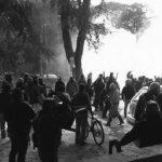 Represión policial a trabajadores del Ingenio Ledesma en Jujuy