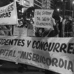 Residentes de Córdoba en pie de lucha