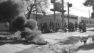 Barrio Yapeyú: estudiantesen pie de lucha