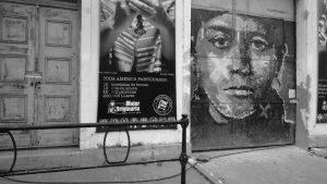 Clausuran el galpón del Monumento a la Mujer Originaria en la ex ESMA