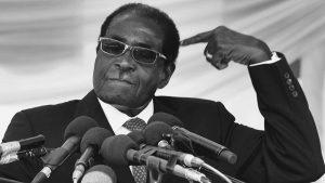 Persiguiendo a Mugabe