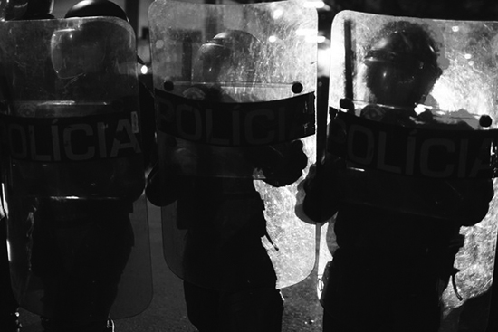 dilma represion temer golpe
