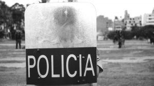 Abusiva detención de la policía