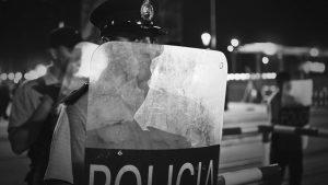 Balearon en la ruta al jefe de la Policía Federal en la provincia de Santa Fe