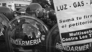 La fórmula Cambiemos: represión para todos los gustos