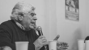"""Vicente Zito Lema: """"Cada palabra debe tener un hueso"""""""