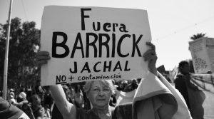 San Juan: Vecinos de Jáchal marcharon 150 kilómetros contra Barrick