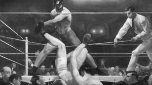 Boxeo, el noble arte y Cortázar