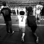 Kaepernick: el abanderado de la discordia