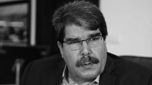 """""""La misión es la fundación de una Siria democrática federal"""""""