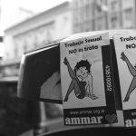 No seas cómplice: el trabajo sexual NO es trata