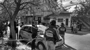 La policía baleó a un manifestante en Neuquén