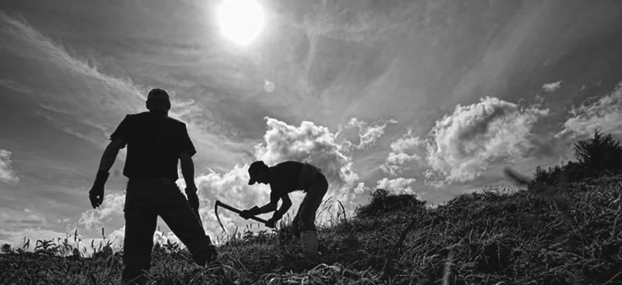 campesinos el futuro agroecologia
