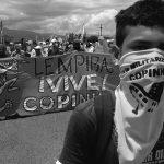 """""""Defendemos la tierra con nuestra sangre"""""""