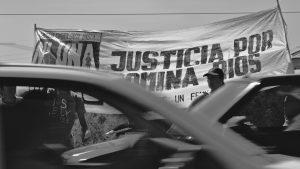 Femicidios en La Rioja: Romina Ríos, Dalmira Linco, presentes!