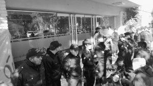 Alerta: fiscal pide desalojar a asambleístas que ocupan la Comuna de Jáchal