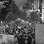 """Paro y movilización: una multitud marchó al grito de """"vivas nos queremos"""""""