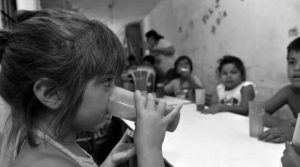 Organizaciones se unen para protestar contra vaciamiento de comedores