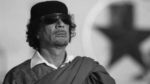 """Derrocamiento de Gaddafi: un """"enorme agujero negro en el mapa del Mediterráneo"""""""