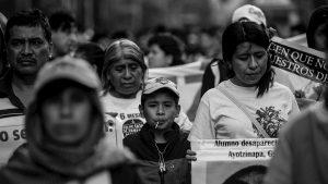 """""""Ayotzinapa es un espejo del México de hoy"""""""