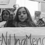 #NiUnaMenos en las escuelas