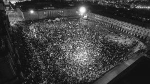 Colombia toma las calles en defensa de la Paz