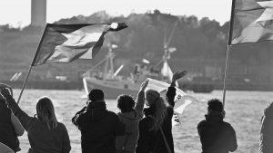 Israel amenaza con interceptar a la flotilla por la libertad