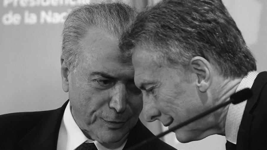 Argentina-Brasil, antes y ahora