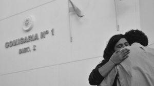 Fue sobreseída Magalí Tabarez, la joven testigo de violencia policial