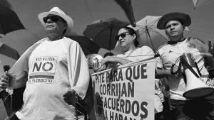 El No gana en el plebiscito por la paz de Colombia