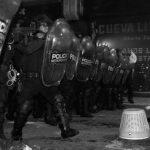 Postergan el juicio por las balas de plomo de la Policía Metropolitana