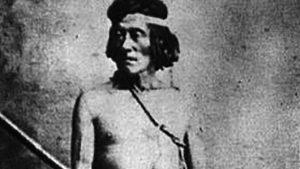 Arbolito, Mariano Rosas y el exterminio civilizador