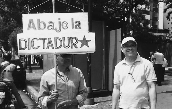 venezuela-oposicion-dictadura-gusanos-error-derecha-desastre