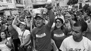 Cerrar filas en la defensa de Venezuela bolivariana