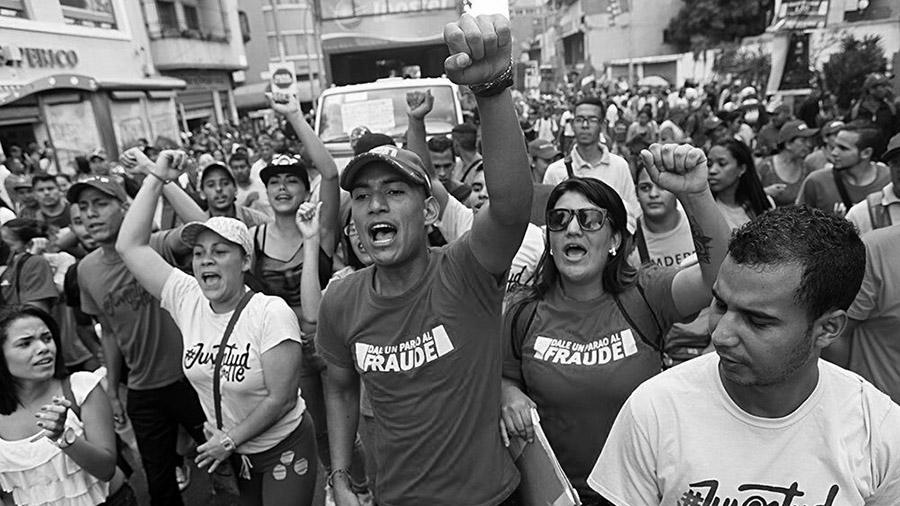 venezuela-resiste-maduro-golpe-chavismo
