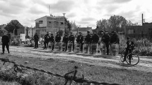 Violento desalojo en La Matanza