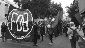 Denuncian agresiones de grupo neonazi a organización territorial