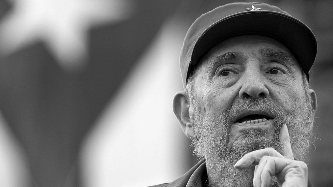 Hasta siempre, Comandante Fidel