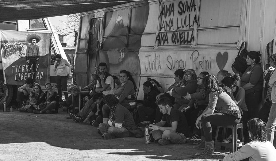 encuentro provincial de luchas por la tierra cordoba resistencias