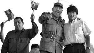 """Evo: """"El mejor homenaje para Fidel es la unidad de los pueblos"""""""
