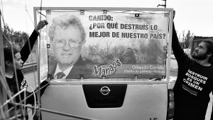 Santiago: emiten orden de restricción para el dueño de Manaos
