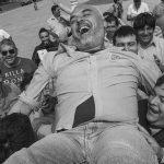 Histórico triunfo de los choferes La Plata