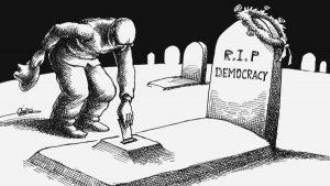 ¿Qué hiciste en la democracia papá?