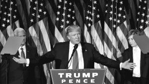 Shock mundial: ganó Donald Trump