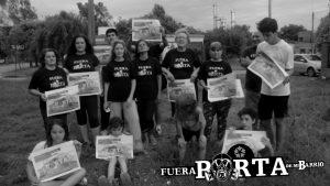 Fuera Porta: marchar y cantar por la vida