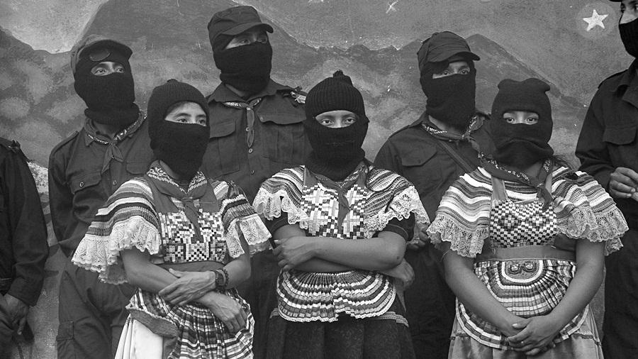 La candidatura presidencial del zapatismo