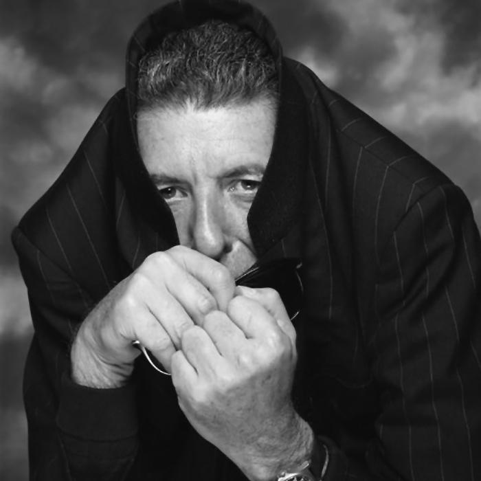 Leonard Cohen cualquier sistema